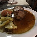 Beautiful beef,lamb and surf and turf