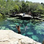 Photo of Cenote Azul