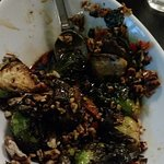 Awesome brussel sprouts