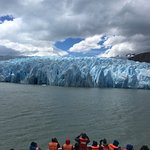 The Glacier Grey excursion