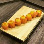 Preparazioni Ukiyo - Slow Food Fast Delivery. I piatti sono molto curati, alta qualità + foto de