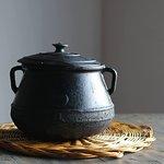 Una de las especialidades en Ca Pepe es el arroz Caldoso de Bogavante, espectacular