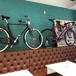 Foto de Bianchi Cafe & Cycles
