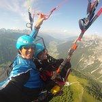 Parasailen & paragliden