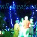 Having fun at New Years Eve in Kumarakom, #Kerala 2014