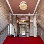 Hotel Burgschmiet Resmi
