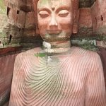 Photo de Leshan Giant Buddha (Da Fo)