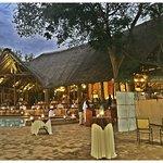 Chobe safari lodge, on the banks of the chobe river....