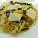 Spaghettis aux Truffes