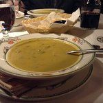 Soup- asparagus and celery : delightful