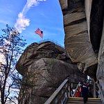 Photo de Chimney Rock State Park