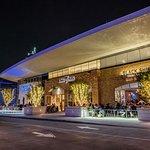 Restaurants on Lamar downtown views