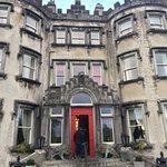 Beautiful Ballyseede Castle, always a great stay.