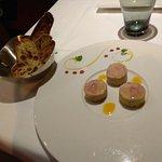 Foie gras de canard «Maison» mi-cuit parfumé à la truffe