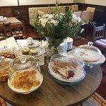 Cafeteria Hostal dos Reis Catolicos Foto