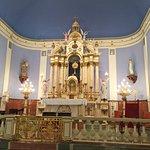 St. Mary's Church is available as a sacred venue for Catholic weddings.