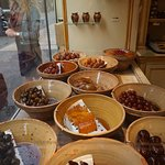 Candied fruit from Henri Auer