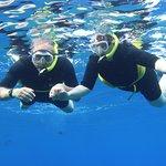 Us snorkeling