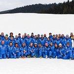 Maestri della Scuola Italiana sci Dolomiti di Brenta