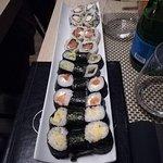 Sushi freddo