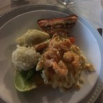 Lobster dinner 15 CUC - Very delicious