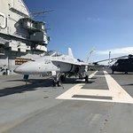 Hornet on the Yorktown