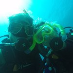 :) 2nd day dive