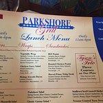 Parkshore Grillの写真