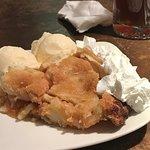 Apple Pie Ala Mode for dessert