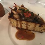 Crab cheesecake--an amazing starter for your meal