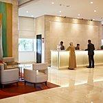 Photo de Crowne Plaza Doha - The Business Park