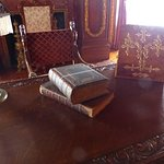 Bibles in Flagler library