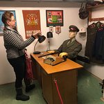 We can take to the places like a underground bunker from the communist era. Join our tours!