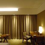 Cosy, comfortable room.