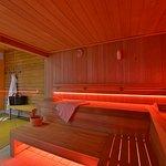 Wunderschöne Sauna