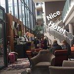 Foyer / Coffee Area
