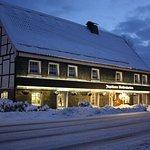 Jagdhaus Mollenkotten im Winter die Zweite...