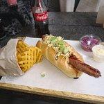 Foto van Dwars Hotdogbar
