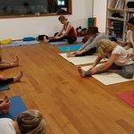 Yogastunde im Valavier