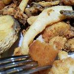 Cucurucho de fritura mixta