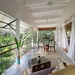 2 bedroom cottage (single storey) - Beras Basah - Balcony (305575225)