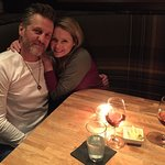 Valentines dinner at the Oakwood Canadian Bistro, Vancouver BC.
