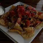 Minocqua Brewing Co - Minocqua WI - Bison Nachos - Lake Minocqua