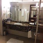 1 night pre-cruise in corner suite 1501