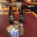 Refreshing brewed Root Beer