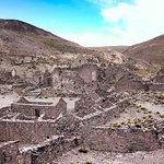 Il villaggio minerario di San Antonio de Lipez, dove fino a pochi decenni fa si estraeva Argento