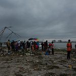 Chinese Fishing Nets Foto