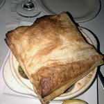 Escargot with Puff Pastry
