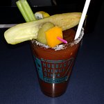 Hubbard Avenue Diner - Middleton - Bloody Mary
