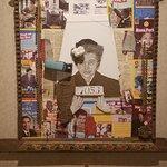 A wonderful artist collage.